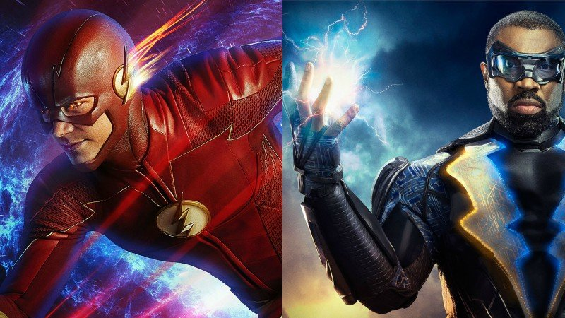 Promos for the Next Episodes of The Flash and Black Lightning