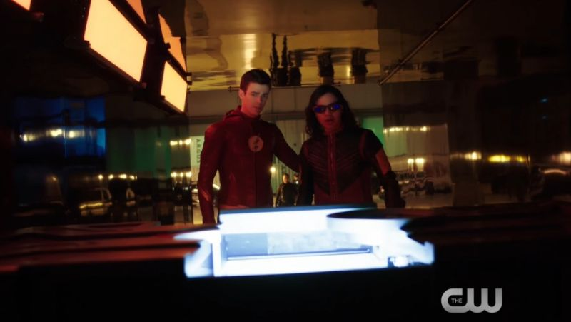 New Flash Promo: Some Days You Just Can't Get Rid of a Bomb