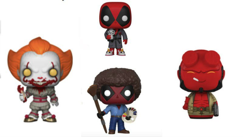 Funko New York Toy Fair Reveals Include Deadpool, IT, and More!