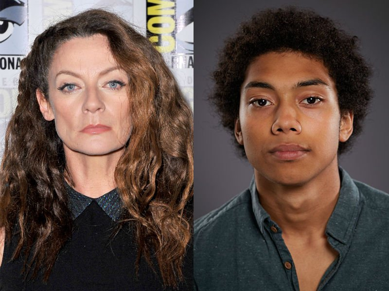 Michelle Gomez and Chance Perdomo have joinedKiernan Shipka in the Netflix series Sabrina the Teenage Witch