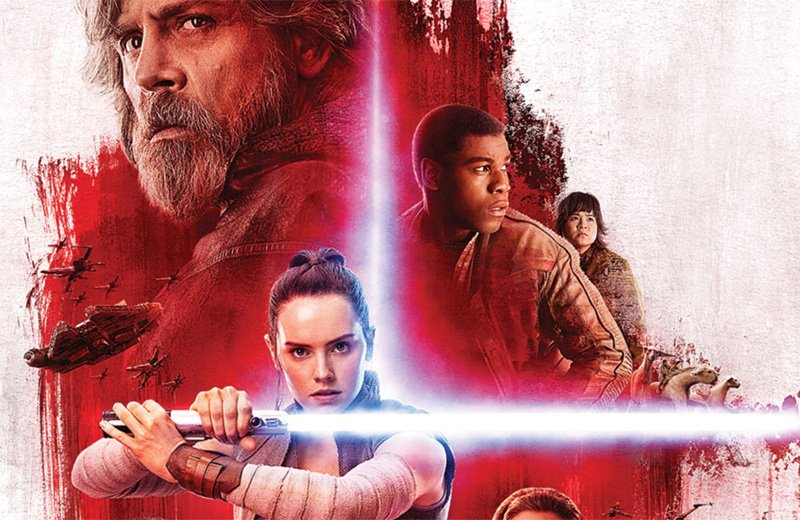 Star Wars: The Last Jedi Blu-ray, DVD and Digital Release Announced