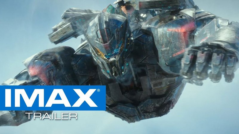 Pacific Rim Uprising IMAX Trailer Barely Contains the Action