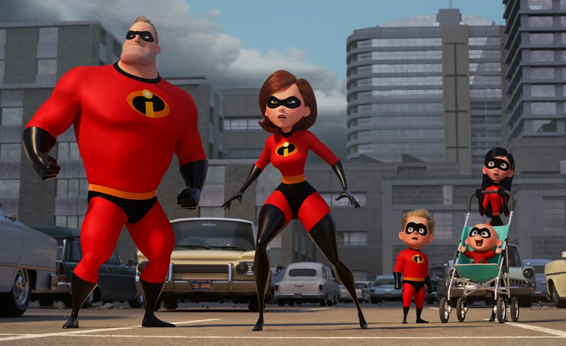 Incredibles 2 Olympics Teasers and Fashion Week Posters Revealed