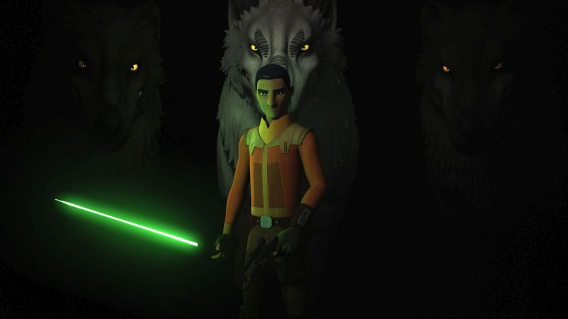 Prepare Yourself with a New Star Wars Rebels Series Finale Promo