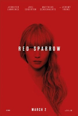 Red Sparrow Review at ComingSoon.net