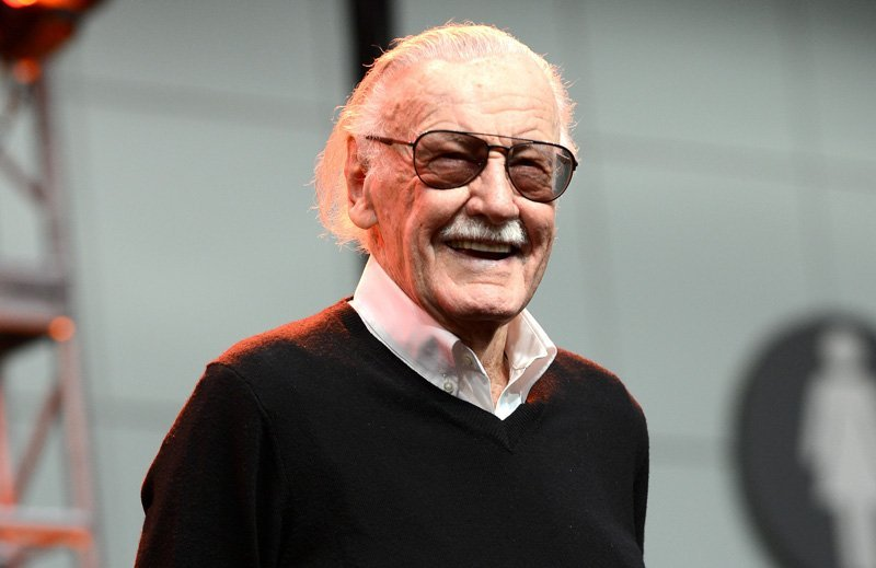 Stan Lee Hospitalized After Suffering Irregular Heartbeat - Is Doing Well Now