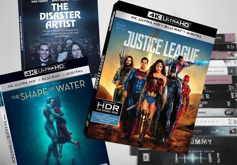 The March 13 Digital, Blu-ray and DVD Releases