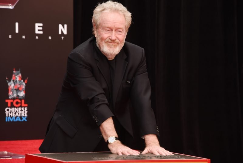 Ridley Scott is in talks to direct Queen & Country, based on the graphic novel