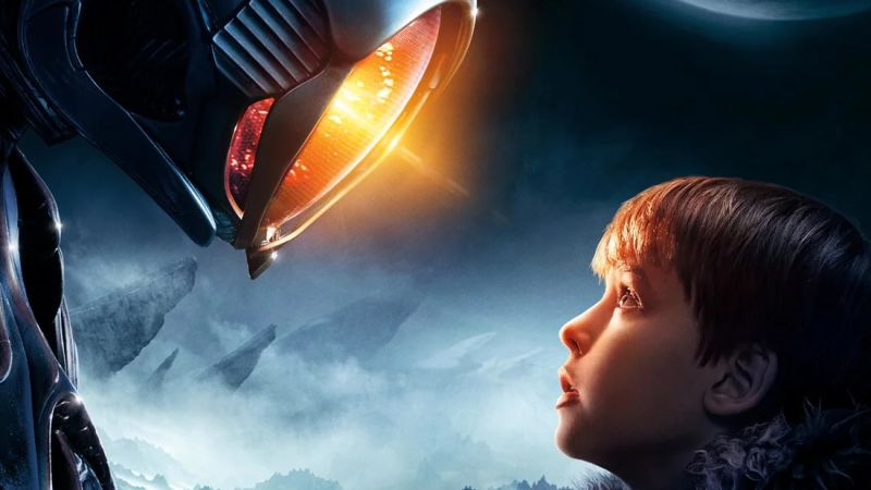 The Full Lost in Space Trailer is Here!