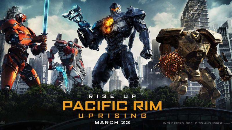 Pacific Rim Uprising Banners are War Ready