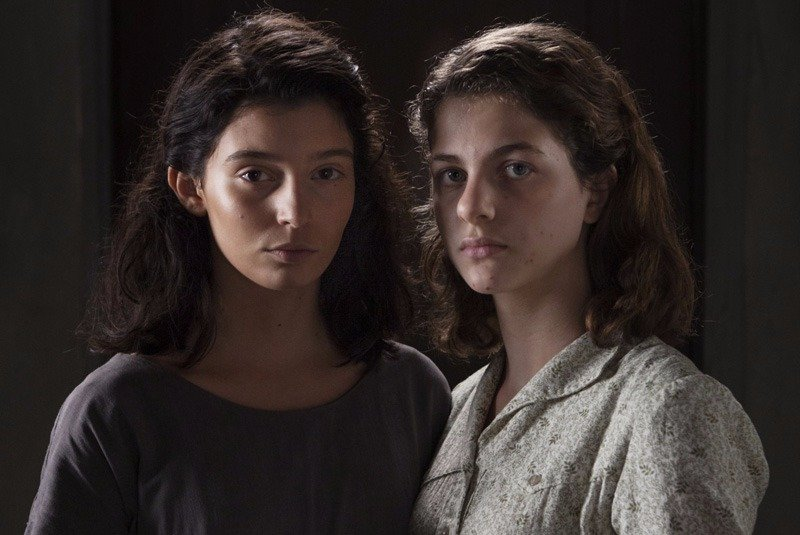 First Images of HBO's My Brilliant Friend Released