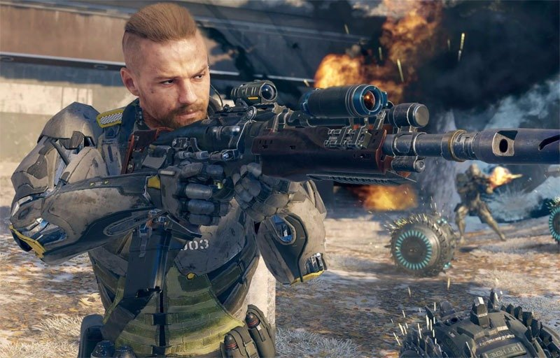 Next Call of Duty is Probably Black Ops 4