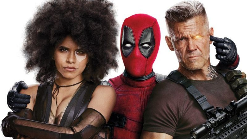 Deadpool 2 Breaks Record for Best Opening Day for an R-Rated Film