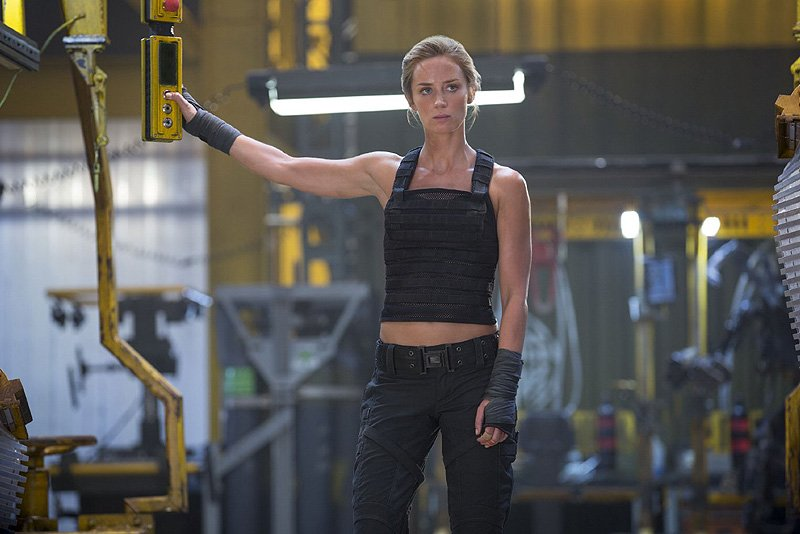 Emily Blunt Delayed Edge of Tomorrow Sequel for Poppins