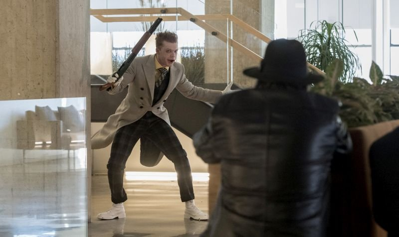 Jerome Makes Gotham a Mad House in New Episode Promo