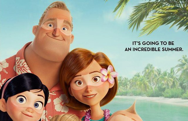 Get Ready for an Incredible Summer with a Cool New Poster