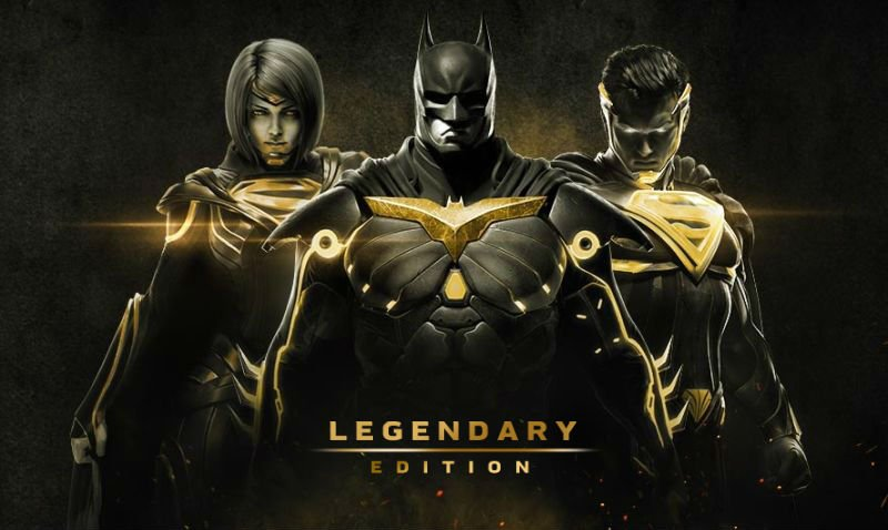 Injustice 2 Legendary Edition Launch Trailer Arrives