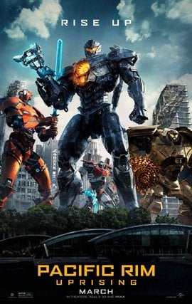 Pacific Rim Uprising Review at ComingSoon.net