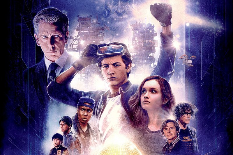 Ready Player One Adds $300 Million Worldwide to Leaderboard