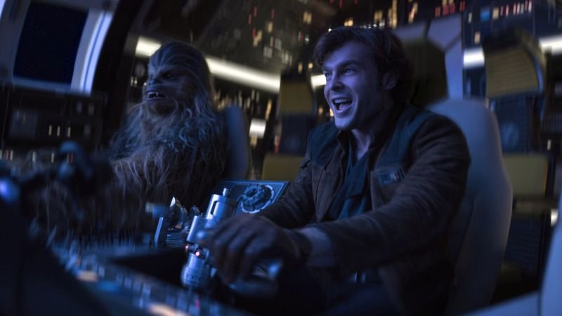 Buckle Up, Baby for a New Solo TV Spot