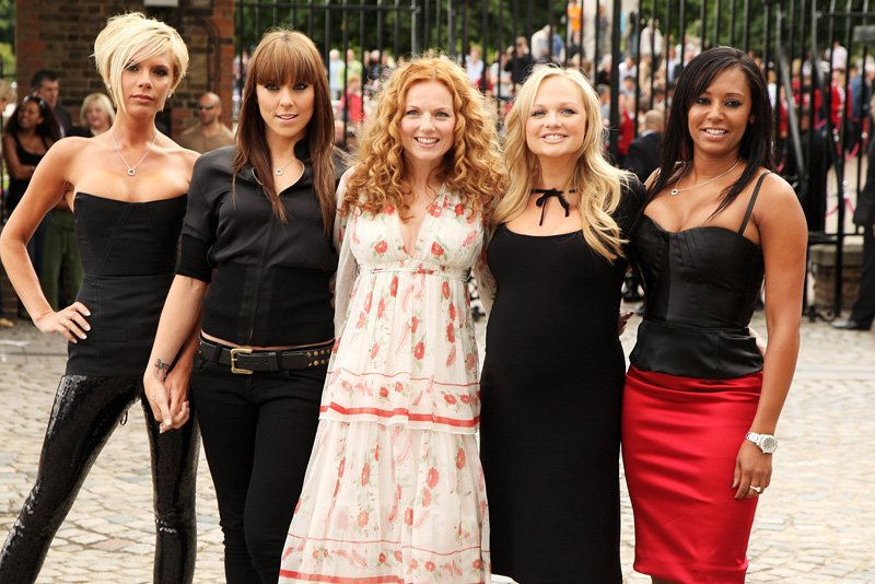 Spice Girls Reuniting for Animated Superhero Movie