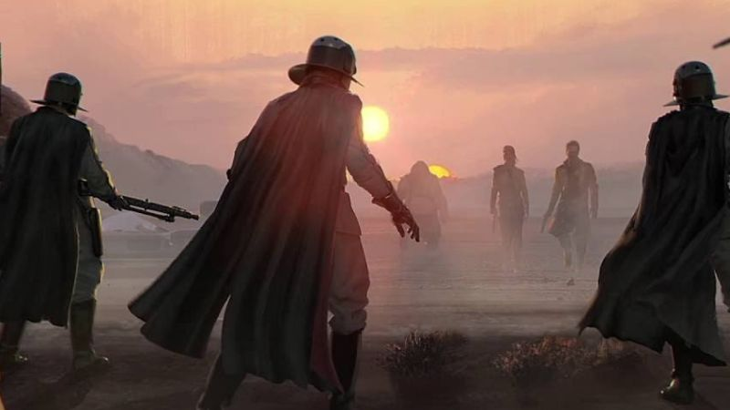 EA is Reportedly Developing an Open-World Star Wars Game