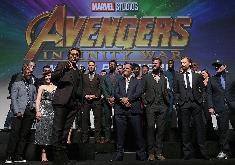 Check Out Our Avengers: Infinity War Premiere Photo Gallery!