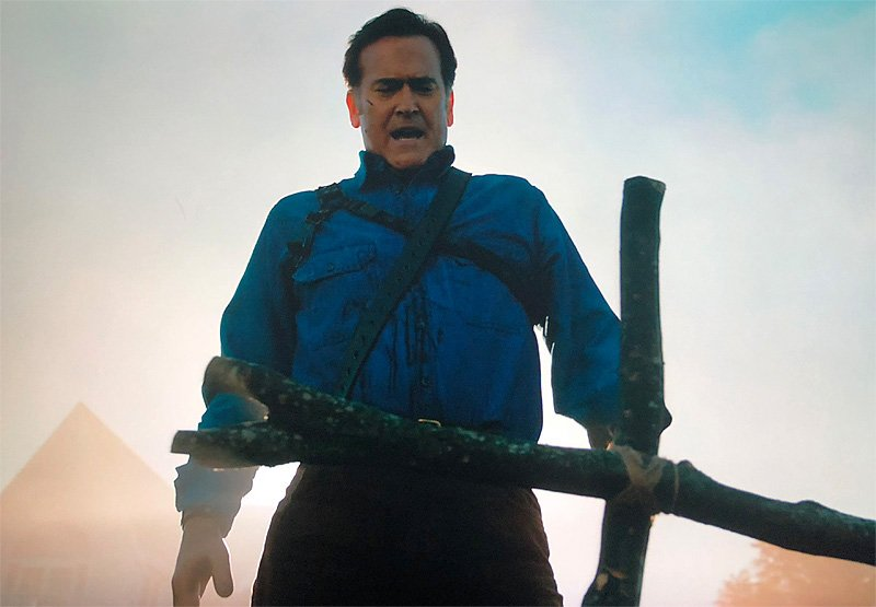 Not Groovy: Ash vs Evil Dead Cancelled by Starz