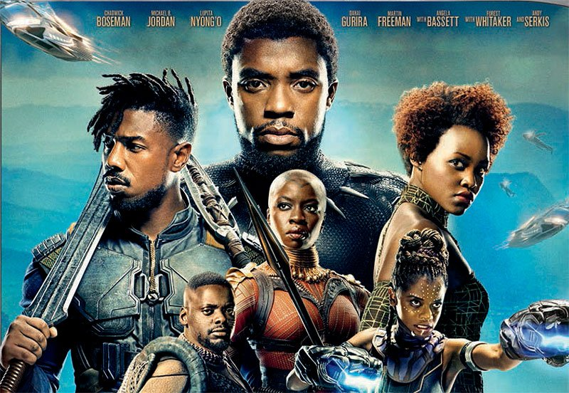 Black Panther Blu-ray and Digital Details Announced!