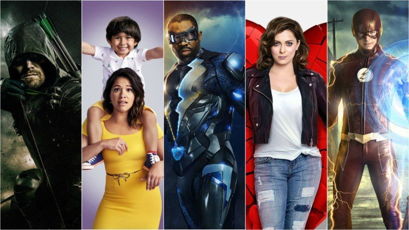 The CW Renews 10 Shows Including Black Lightning, Riverdale, and More!