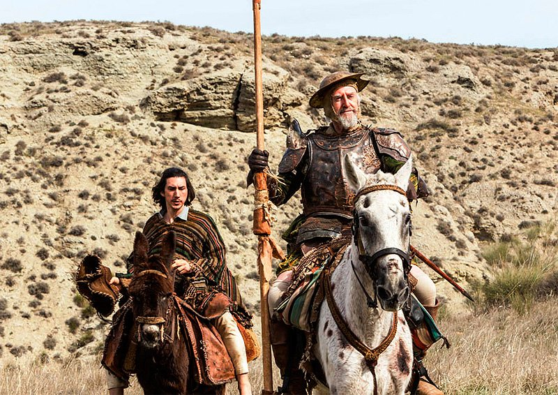 Lots of New The Man Who Killed Don Quixote Photos Debut