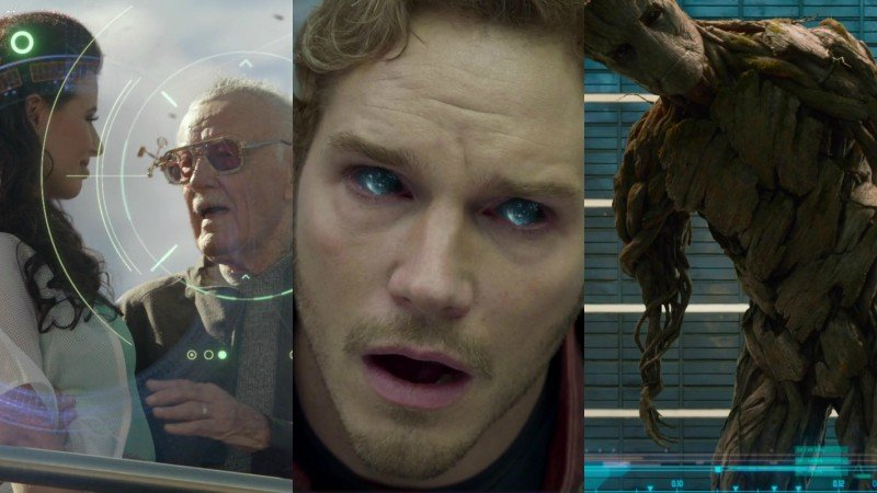 All of the Easter Eggs in the Guardians of the Galaxy Movies