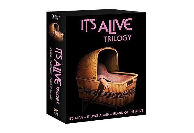 It's Alive Trilogy Blu-ray Set Coming From Scream Factory