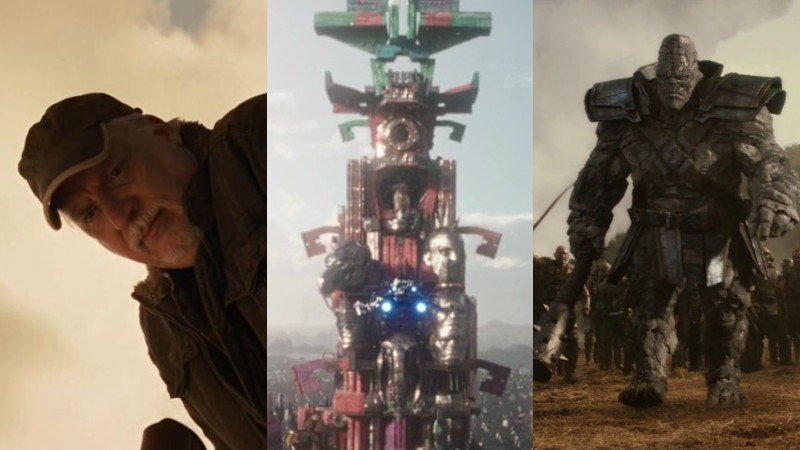 All of the Easter Eggs in Thor Movies
