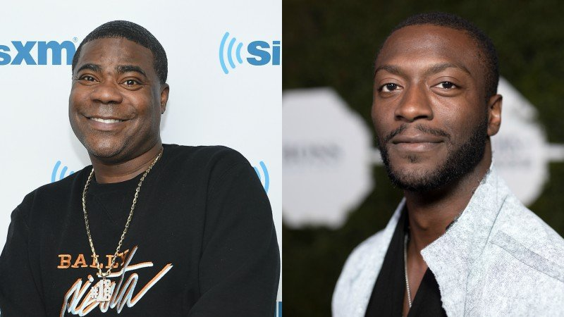 Tracy Morgan & Aldis Hodge Join Cast of What Men Want