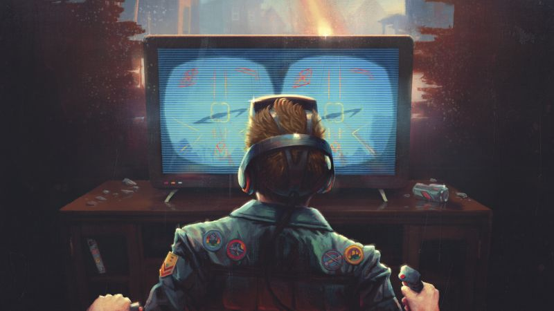 Universal Finds Writer for Adaptation of Ernest Cline's Armada