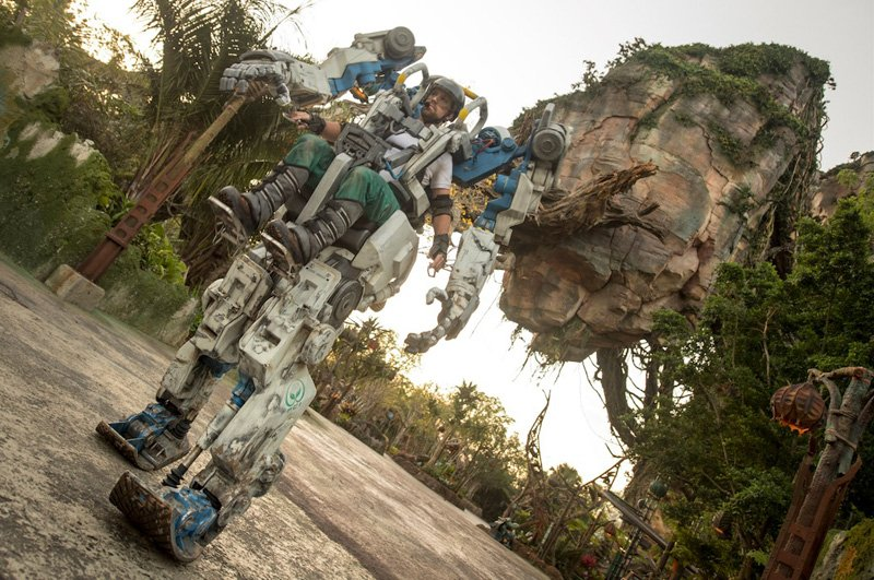 A Look at the New Pandora Utility Suit Coming to The World of Avatar