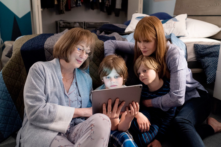 Check Out Meryl Streep's First Day on Big Little Lies Set