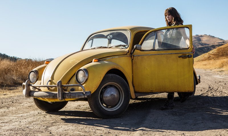 Bumblebee Stars Offer First Look at Transformers Spin-Off