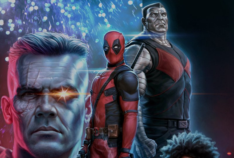 Rob Liefeld Celebrating 'Deadpool 2' Release With Special Screenings