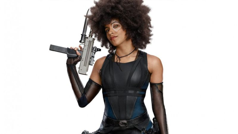 More Deadpool 2 Posters with Cable and Domino