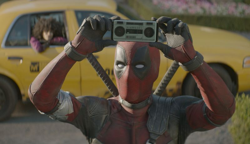 You can say anything to these new deadpool 2 photos altavistaventures Gallery
