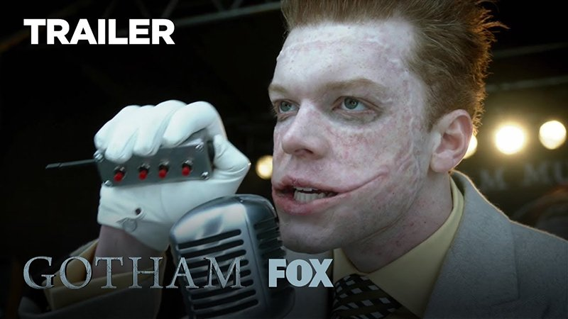 Gotham's Jerome 'White Band' Trailer Released