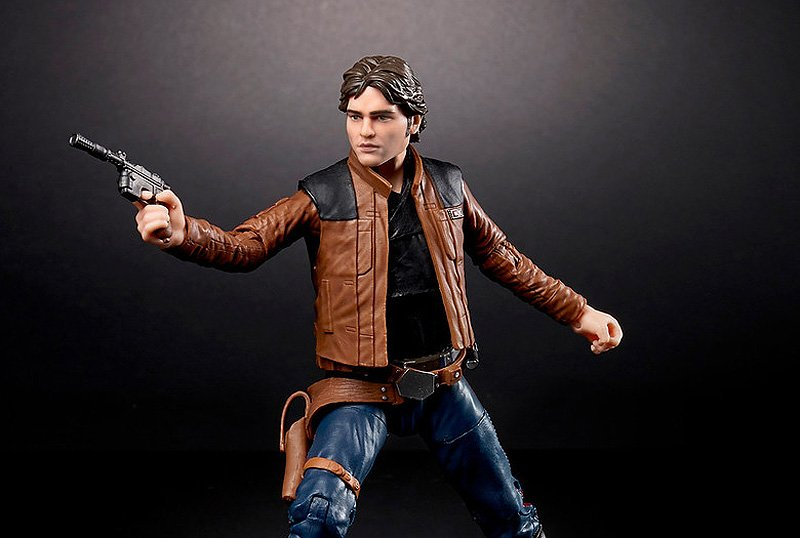 Check Out New Solo Toys From Hasbro, LEGO, Funko & More!