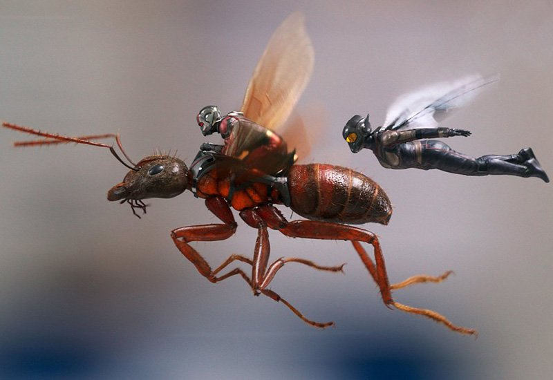 Ant-Man and The Wasp Ask For Help in New TV Spot