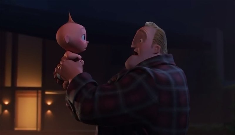 New Incredibles 2 TV Spot Released!