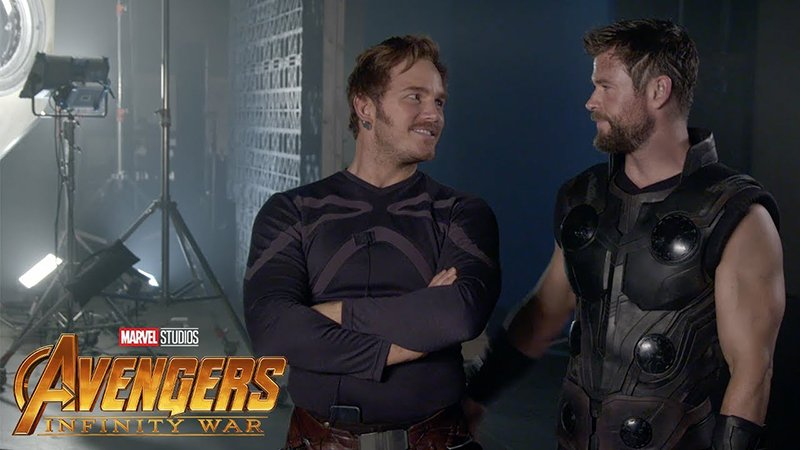 Avengers: Infinity War Behind-the-Scenes Look is All About Family