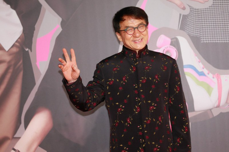 Jackie Chan and Constance Wu to Lead Sony Animation's Wish Dragon