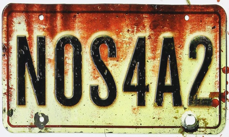 Joe Hill's NOS4A2 Series Coming from AMC