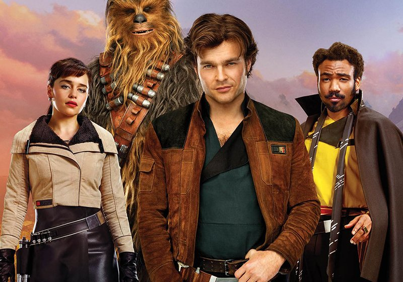 New D23 Solo: A Star Wars Story Cover!